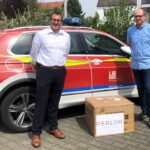 Perlon Provides Fire Service with Protective Masks